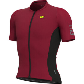 Alé Cycling R-EV1 Race SS Jersey Men masai red